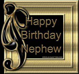 Happy Birthday Nephew Comments, Images, Graphics, Pictures for