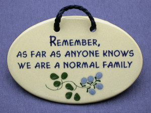 Dysfunctional Family Quotes Funny