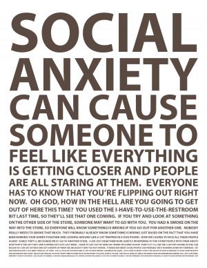 ... , Mental Health, Social Stories, Social Anxiety, Anxiety Disorder