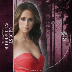 Ghost Whisperer Season 5 Disc 5 Custom jpg