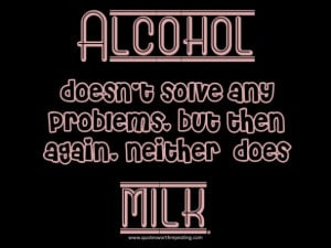 funniest quotes about drinking, funny quotes about drinking