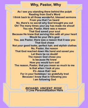 Pastor Happy Anniversary Quotes Quotesgram