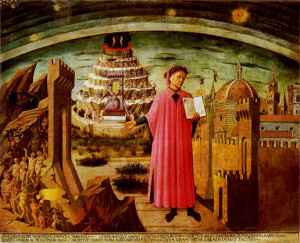 ... of the text as such but dante s divine comedy featured prominently