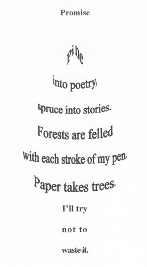 to celebrate arbor day and national poetry month read some tree poems ...