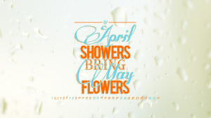 April Showers - Joey Hernandez