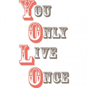 live once wall decal quote disney princess quotes peel wall