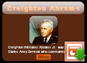 Creighton Abrams quotes