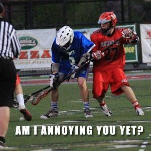 Funny Lacrosse