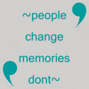 change #life #friends #exes #people
