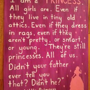 Princess quote #little princess