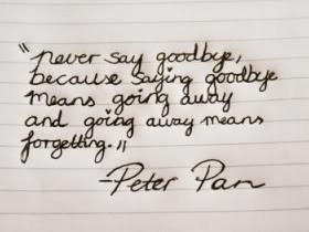 Goodbye Quotes & Sayings