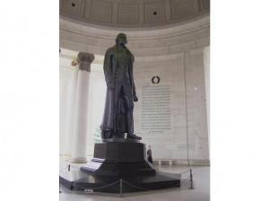 Thomas Jefferson Memorial Panel 4 Quote