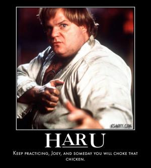 Chris Farley: The Great White Ninja