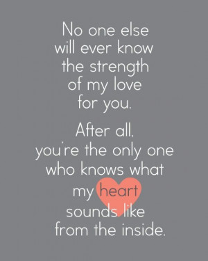 Baby quotes, cute, best, sayings, strength