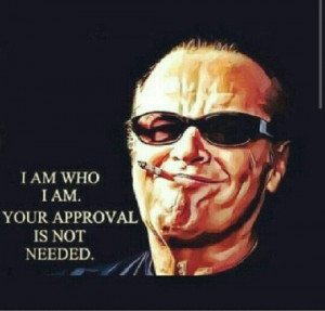 Jack Nicholson life quote