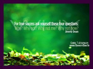 Why Not - Jimmy Dean Inspirational Quotes Facebook Timeline Cover ...