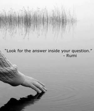 Rumi Quotes On Friendship Rumi quotes on friendship rumi