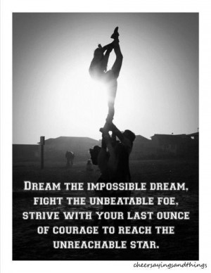 Cheerleading Quotes For Flyers