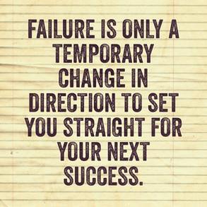 afraid to fail, failure quote, failure quote, fear of failure, maya ...