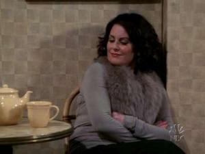 Karen Walker \o/ [Will & Grace S07E08]