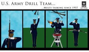 Drill Team Quotes