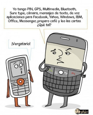 Imagenes Blackberry Chistosas