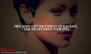 ... rihanna from songs love quotes rihanna love quotes rihanna love quotes