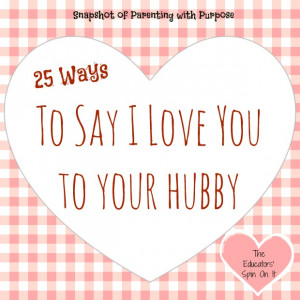 Ways To Say I Love You Quotes Quotesgram