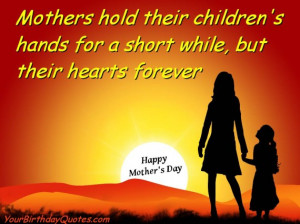 Quotes & Wishes for Mother's Day