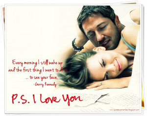 Ps I Love You Quotes P.s. i love you