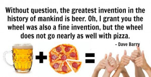 Great Minds Drink Alike: 10 Best Beer Quotes from Famous Faces