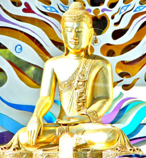 BUDDHISM BEGINS IN INDIA