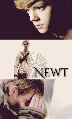 Newt - The Maze Runner Newt