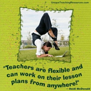 -quotes-teachers-are-flexible-and-can-work-on-their-lesson-plans ...