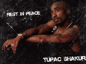 More Tupac Shakur images: