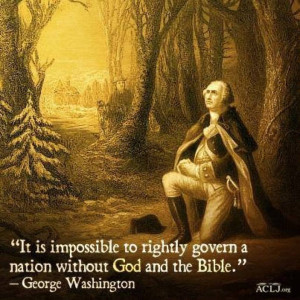 Quote of the Day: From President George Washington