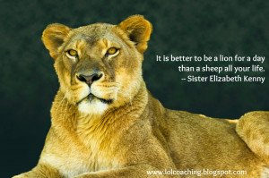 Lion Behind Lioness Lioness Love Quotes Lion