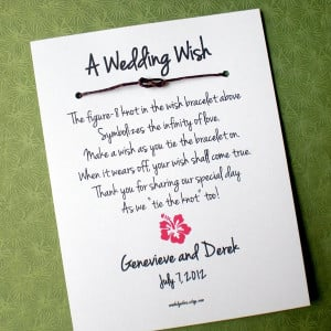ideal wedding wishes quote can be played in music in the wedding ...