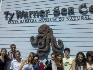 We love the Ty Warner Sea Center!