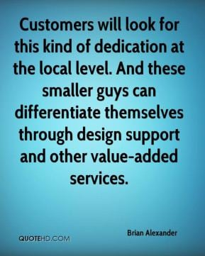 ... themselves through design support and other value-added services