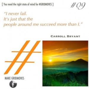 Success Quotes - I am not a failure!