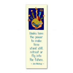 Inspirational Reading Quote Bookmark Double-Sided Mini Business Cards ...