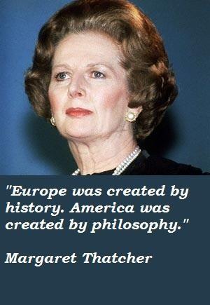 Margaret thatcher famous quotes 5