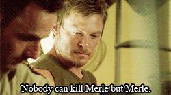 Daryl Dixon Merle walking dead quote