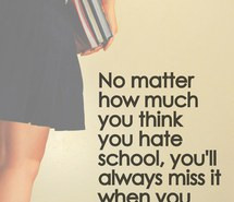 Leaving School Quotes School, quotes, leaving,