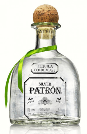 Patrón Silver (y feliz día del tequila)