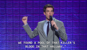 John Mulaney New In Town Quotes 1k mine john mulaney new in