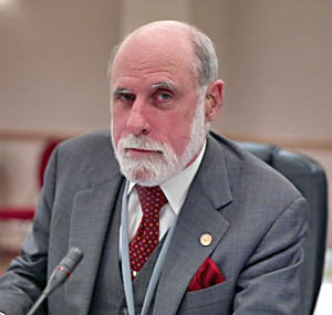 This is Vint Cerf