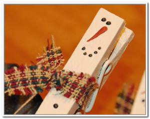 Crafts To Do With Mini Clothespins