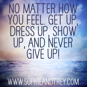 Monday Morning Inspiration! ☁☀ #sophieandtrey #quoteswelove www ...